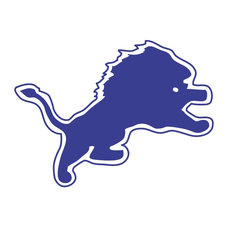 Detroit Lions vector