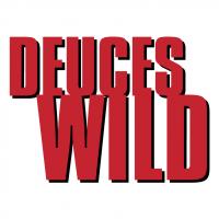 Deuces Wild vector
