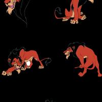 Disney's Scar vector