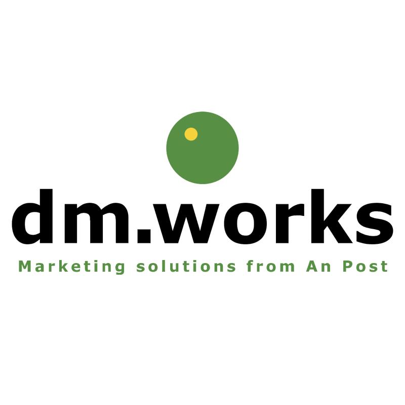 dm works vector logo