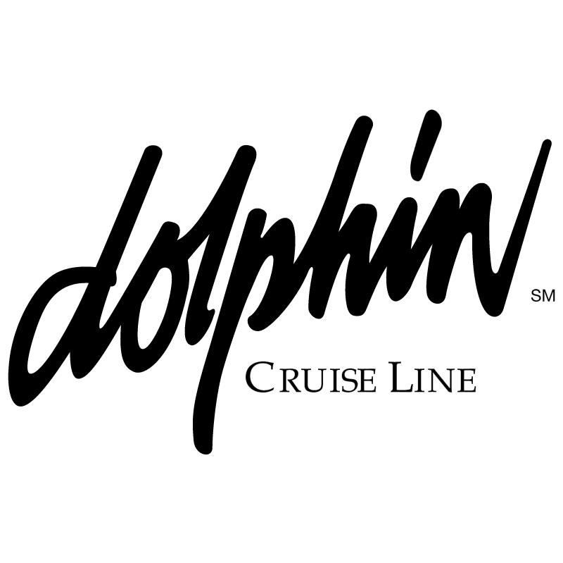 Dolphin Cruise Line vector