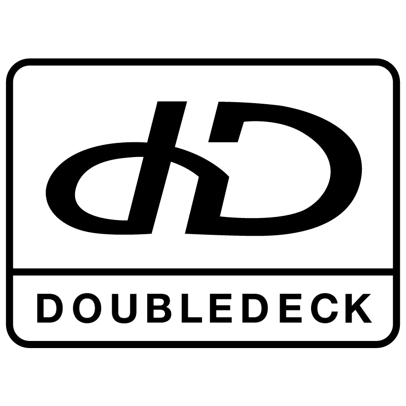 Doubledeck vector logo