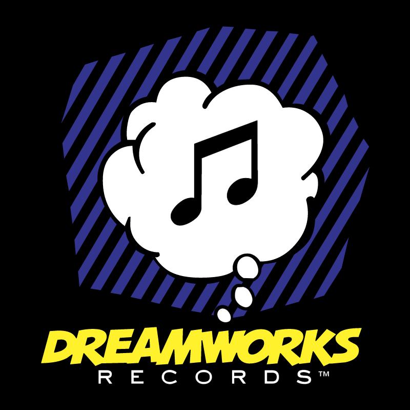 DreamWorks Records vector logo