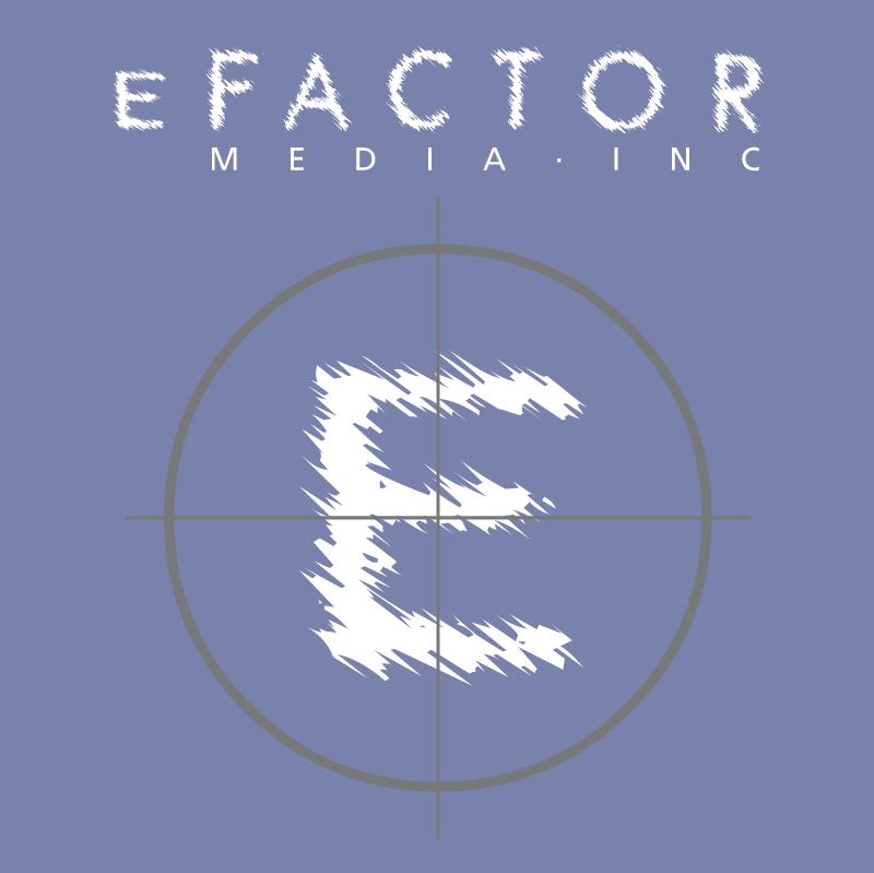 E Factor Media vector