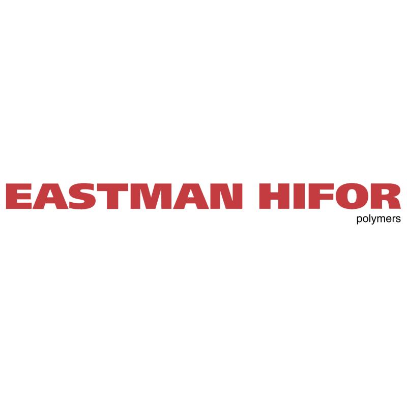 Eastman Hifor vector