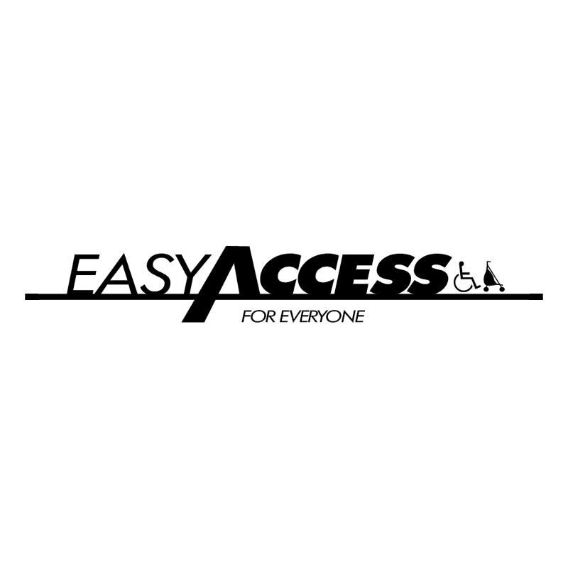 Easy Access For Everyone vector