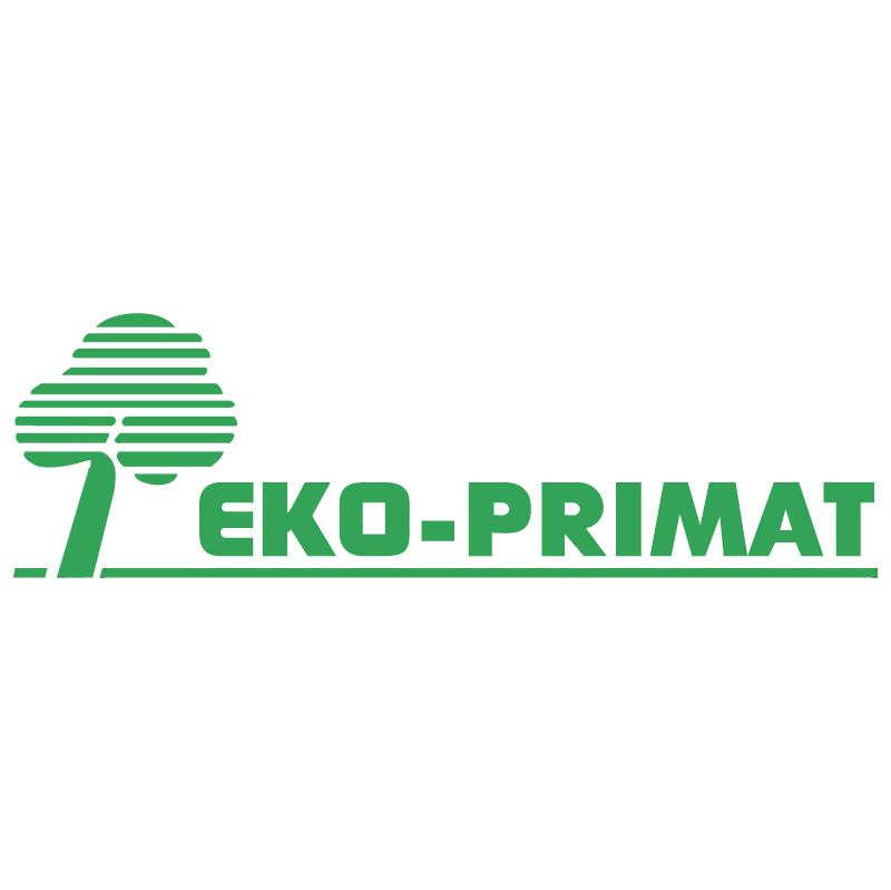 Eko Primat vector