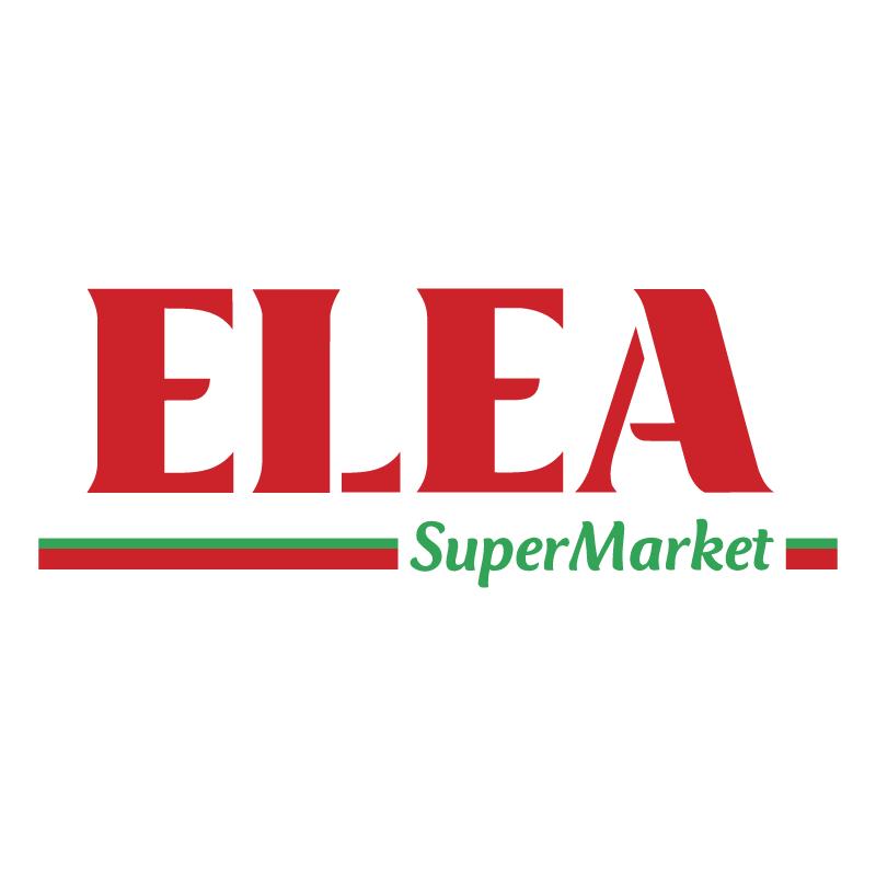ELEA Supermarket vector logo