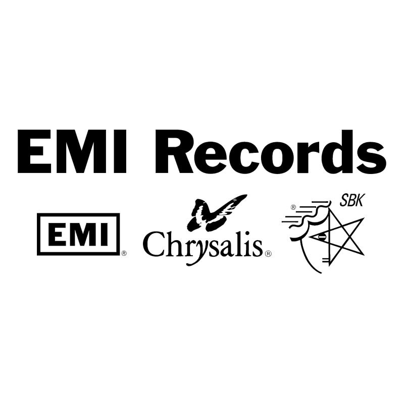 EMI Records vector