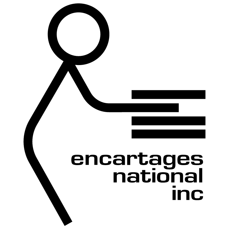 Encartage National vector