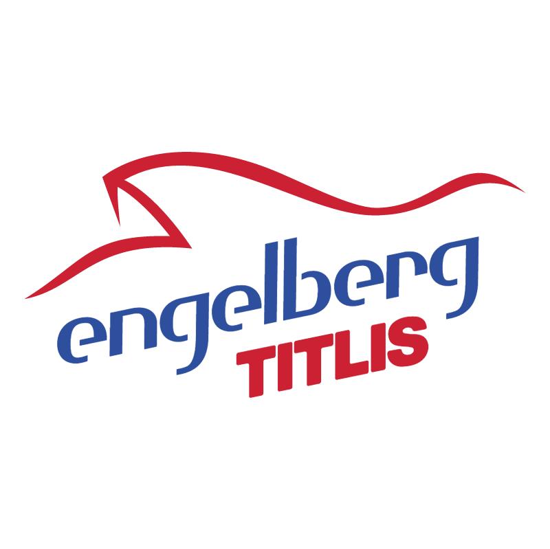 Engelberg Titlis vector