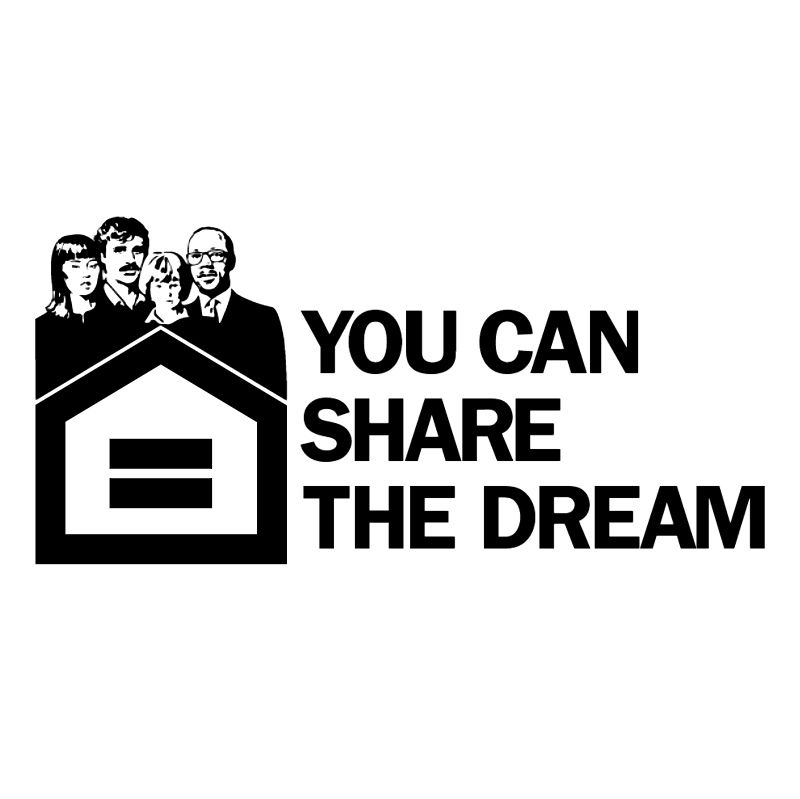 Equal Housing Opportunity vector logo