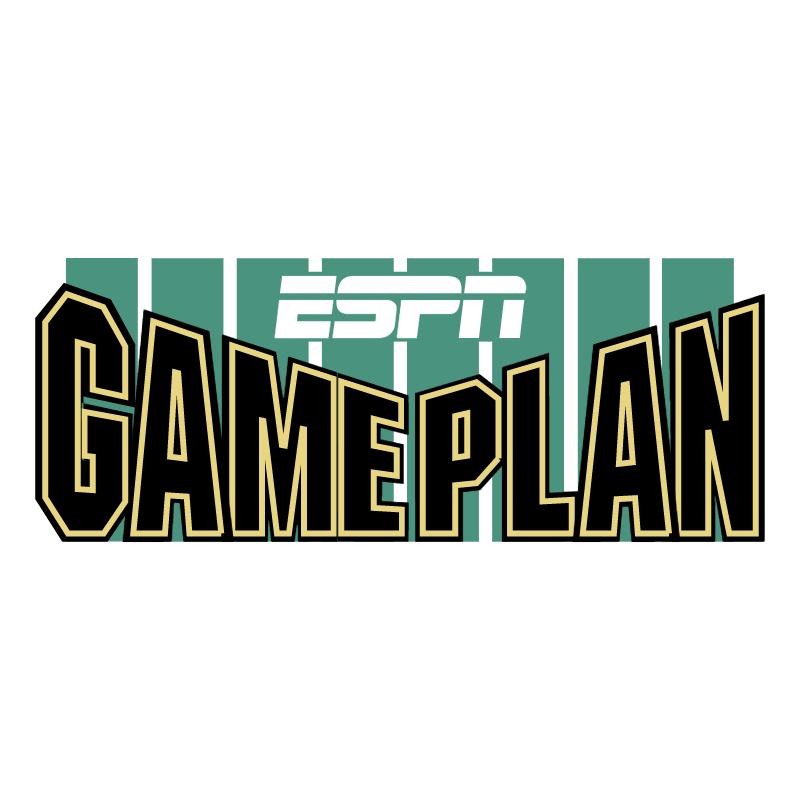 ESPN Game Plan vector logo