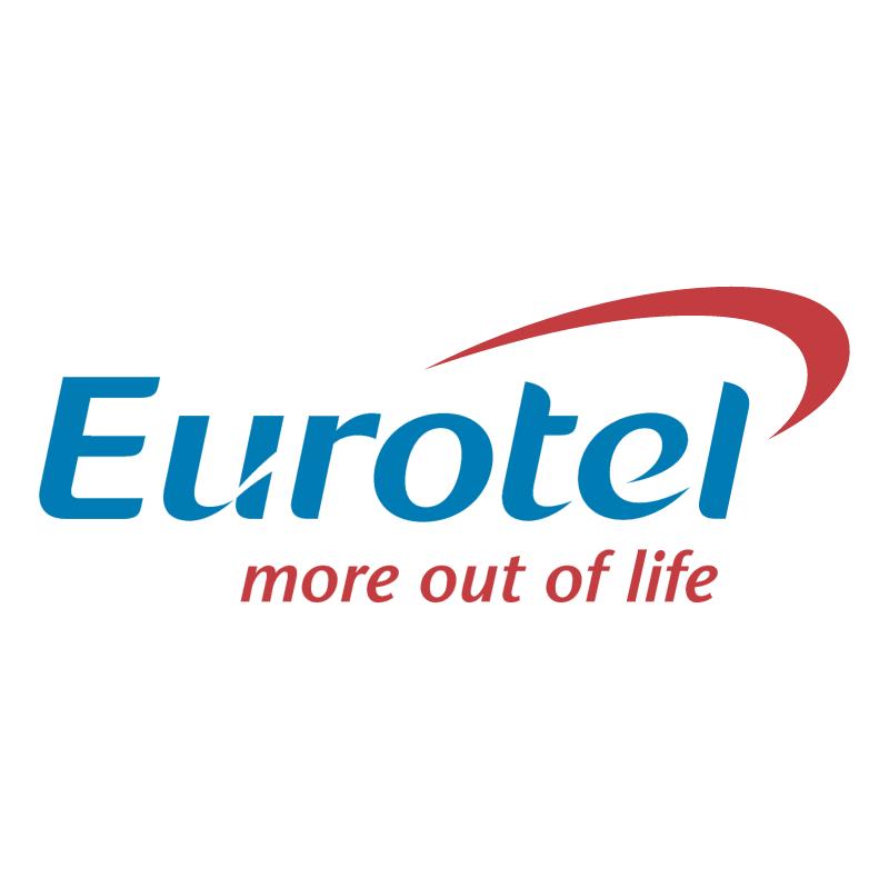 Eurotel vector logo