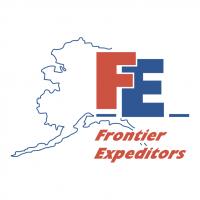 FE Frontier Expeditors vector