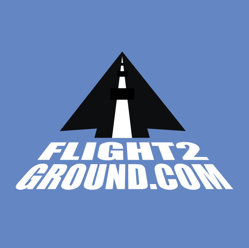 Flight2Ground vector