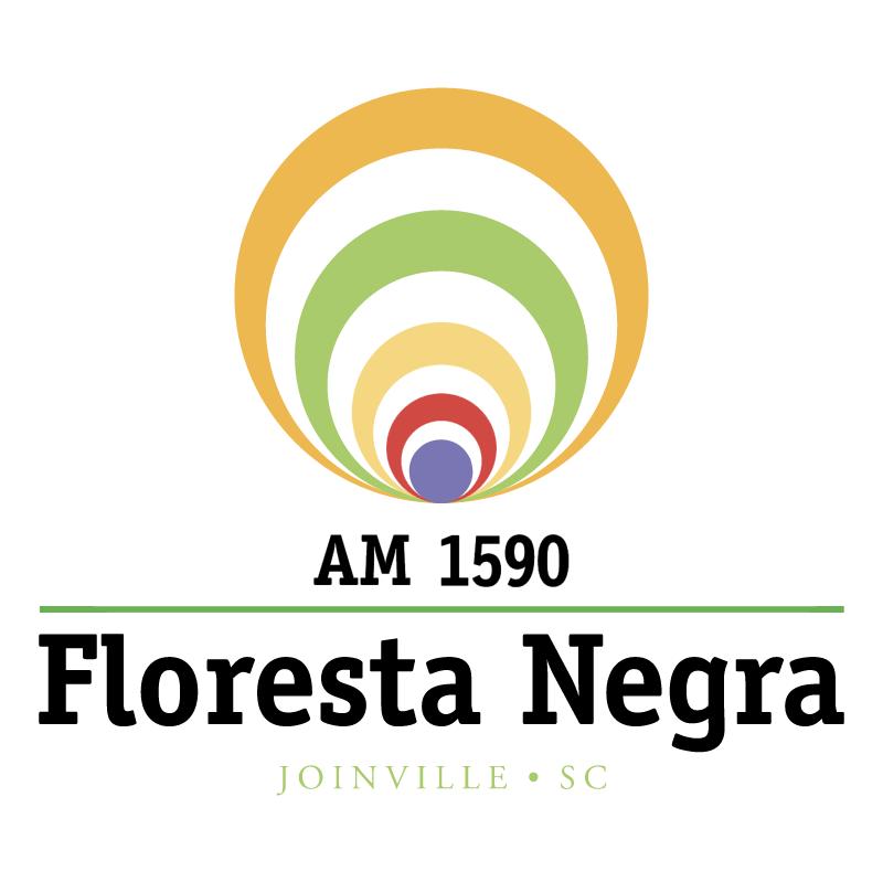 Floreta Negra AM vector