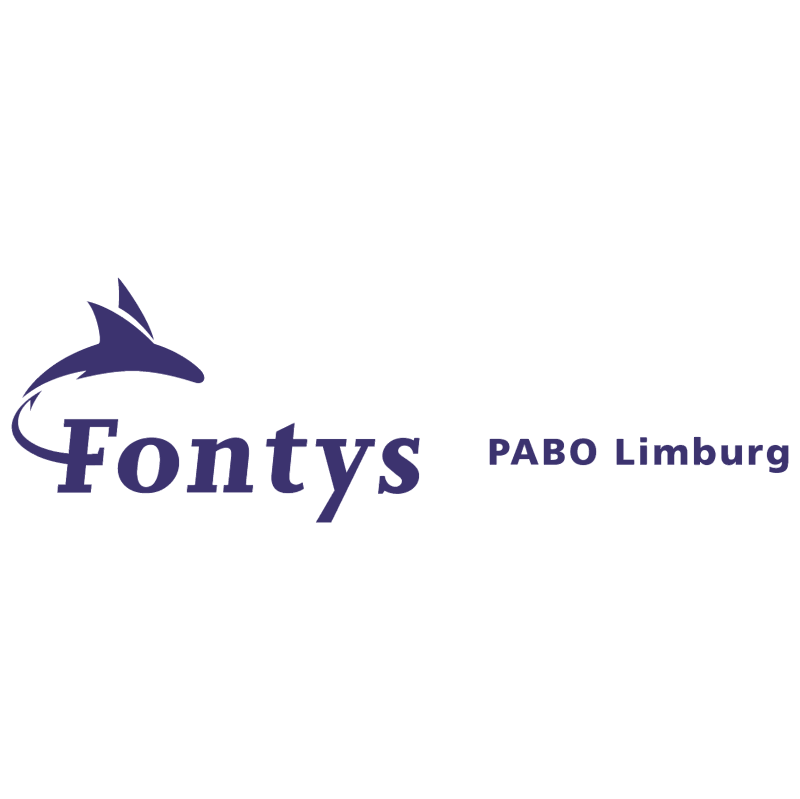 Fontys PABO Limburg vector