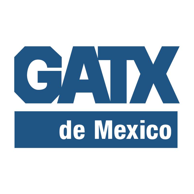 GATX de Mexico vector