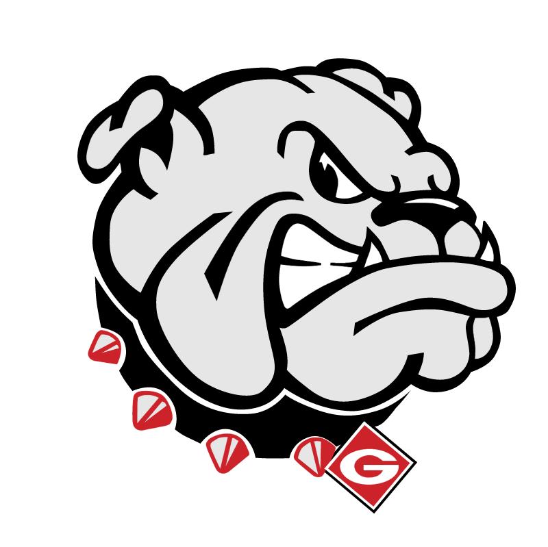Georgia Bulldogs vector