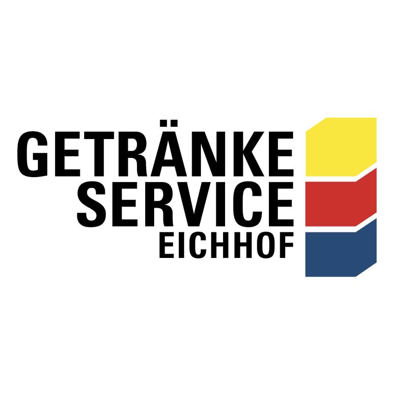 Getranke Service Eichhof vector logo