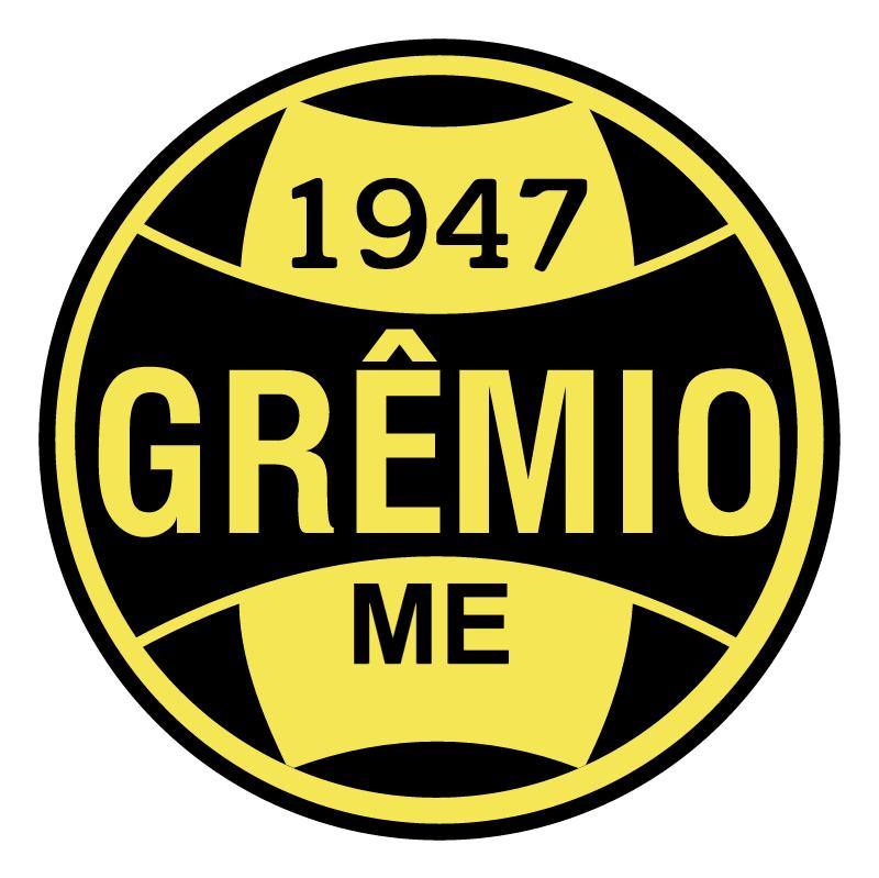 Gremio Futebol Clube de Manhumirim MG vector