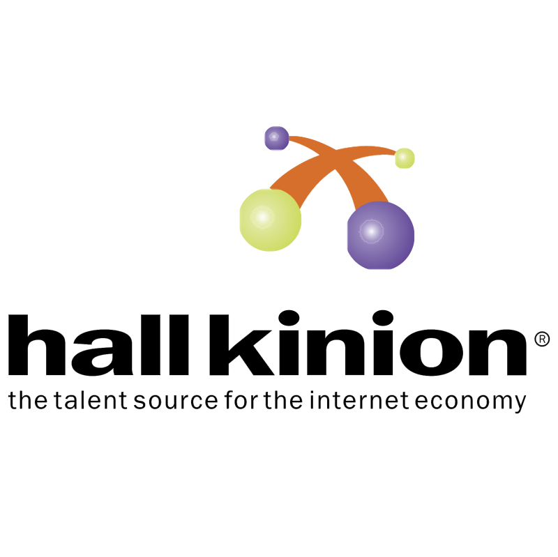 Hall Kinion vector logo
