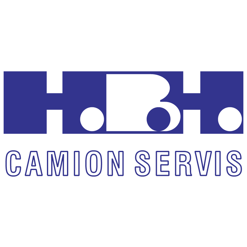 HBH Camion Servis vector