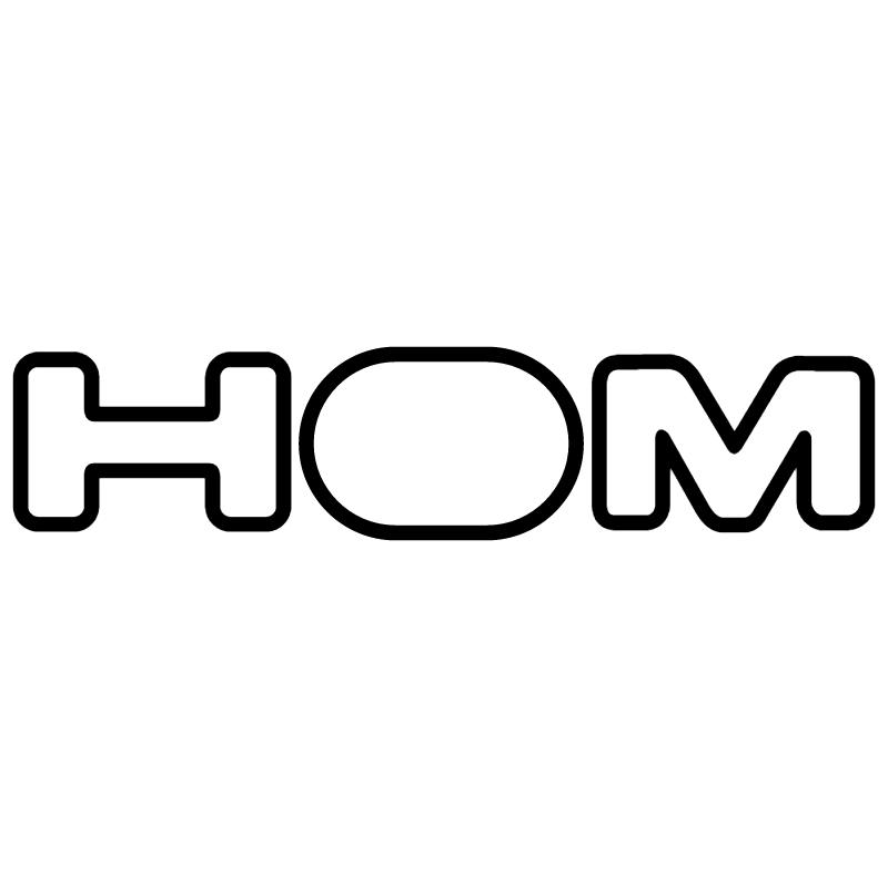 Hom vector