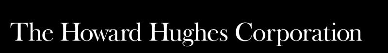 Howard Hughes Corp vector