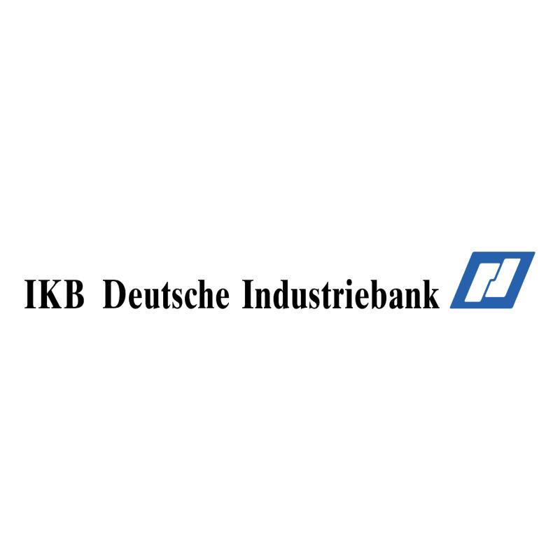 IKB Deutsche Industriebank vector