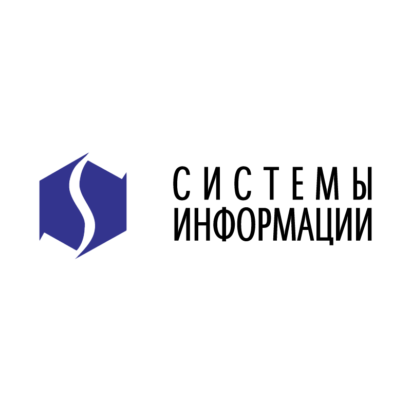 Information Systems vector logo