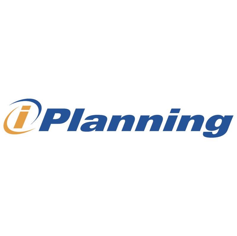 iPlanning vector logo