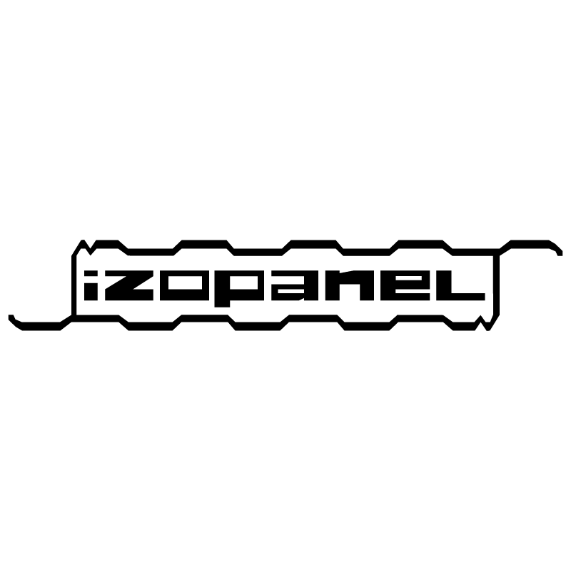 Izopanel vector