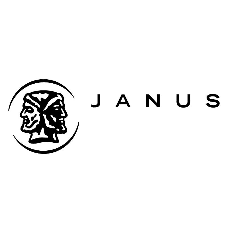 Janus vector logo
