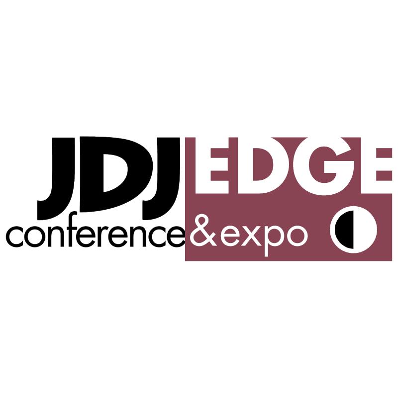 JDJ Edge vector logo
