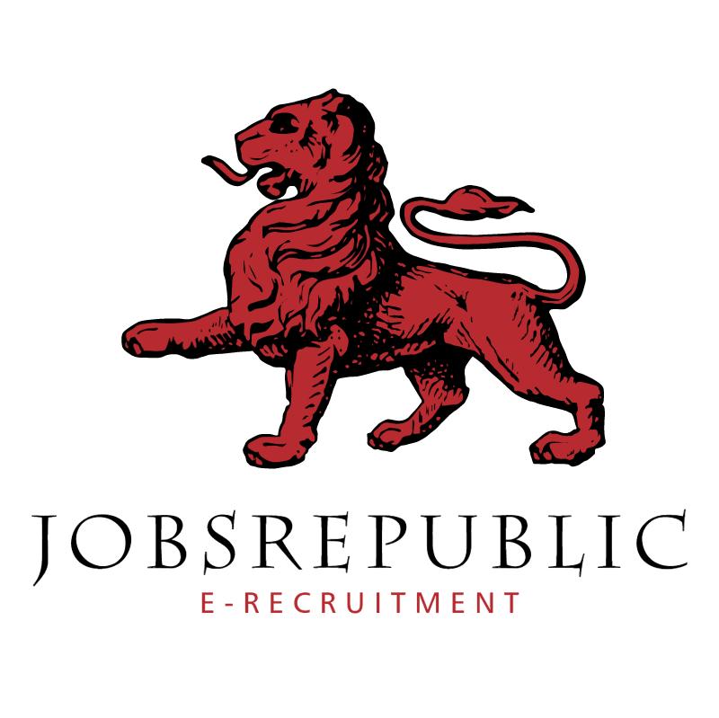 Jobsrepublic vector