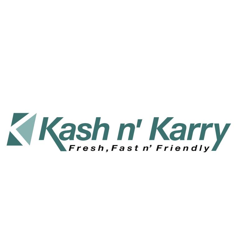 Kash n' Karry vector