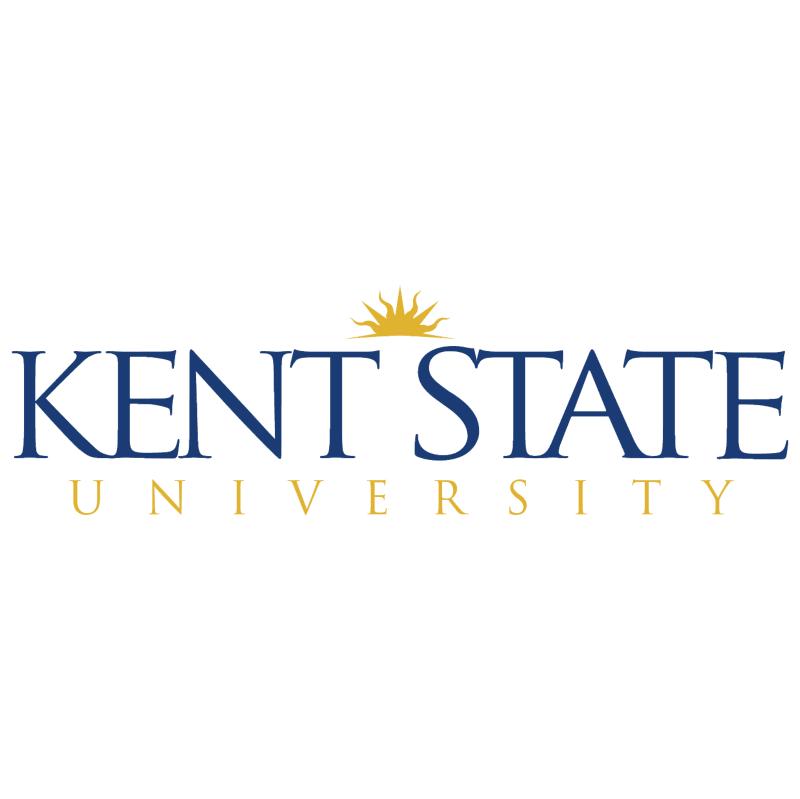 Kent State University vector logo