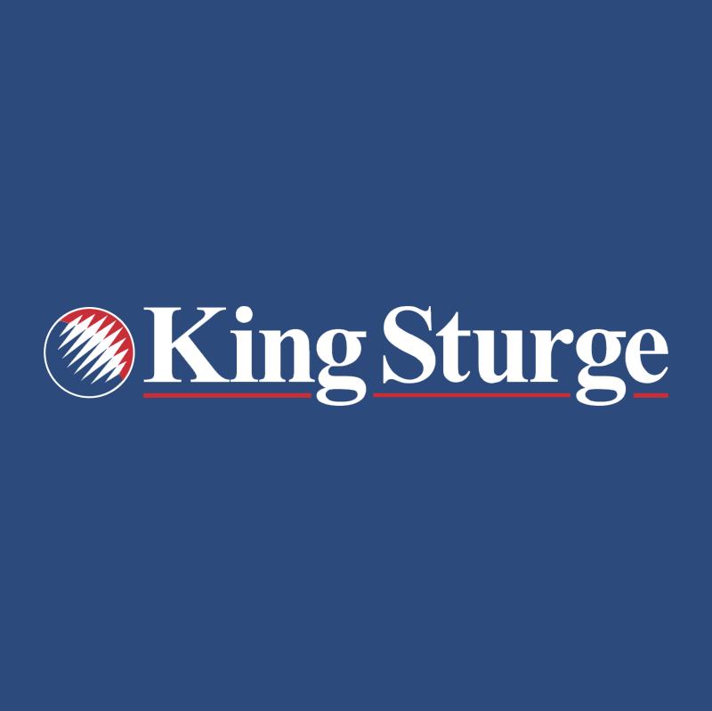 King Sturge vector
