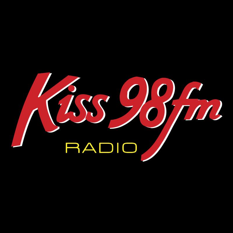 Kiss 98 FM vector