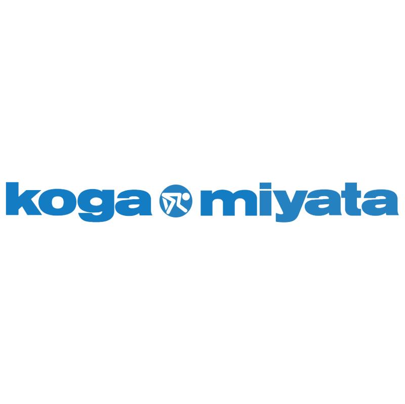 Koga Miyata vector