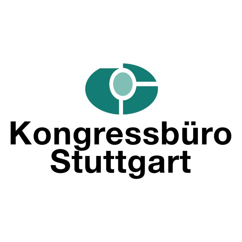 Kongressburo Stuttgart vector