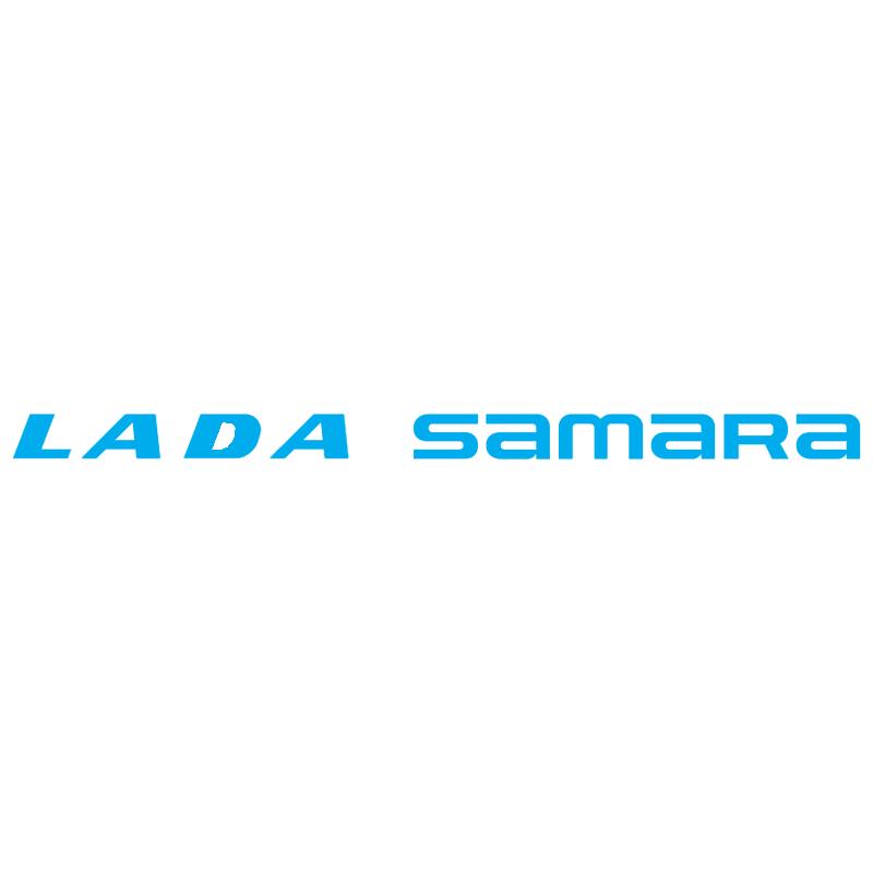 Lada Samara vector