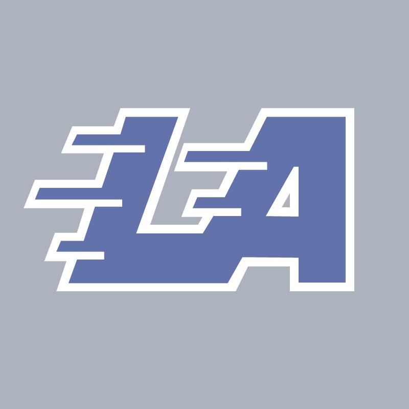 Los Angeles Express vector logo