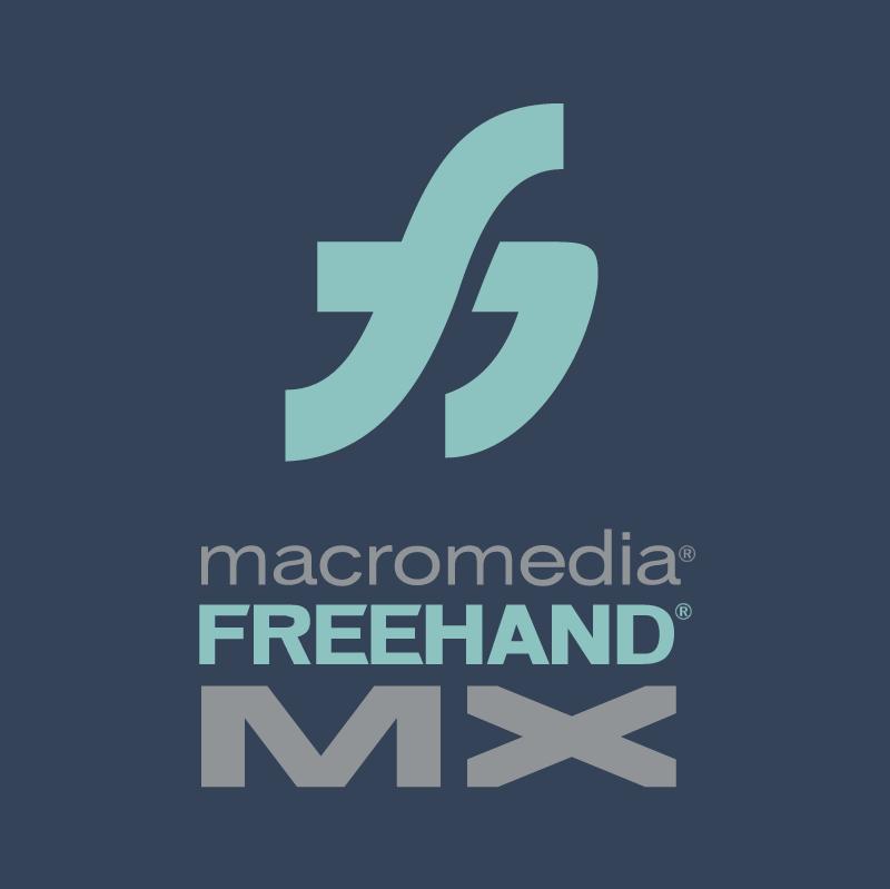 Macromedia Freehand MX vector logo