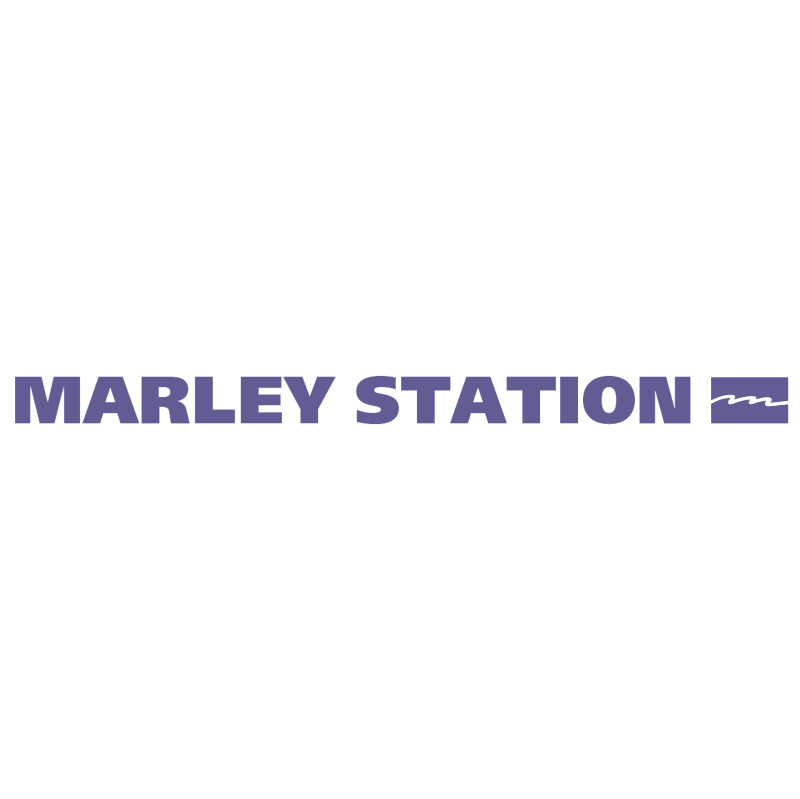 Marley Station vector