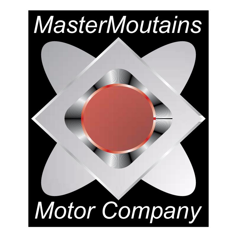 MasterMoutains Motor Company vector