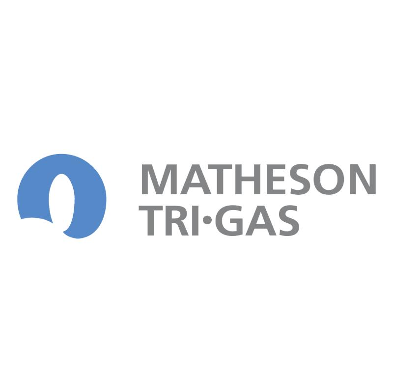 Matheson Tri Gas vector