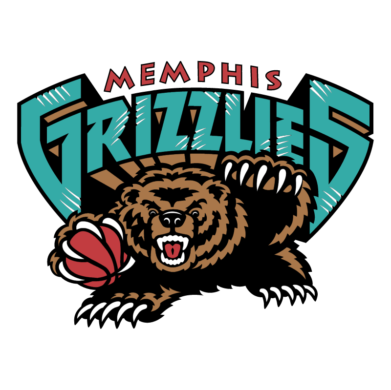 Memphis Grizzlies vector